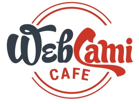 Logo for WebCami Cafe